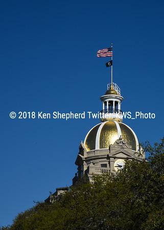 Savannah, GA Capitol Dome #Savannah #Georgia