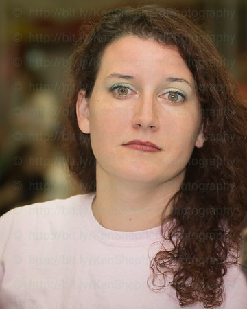 Rollerderby official candid headshot