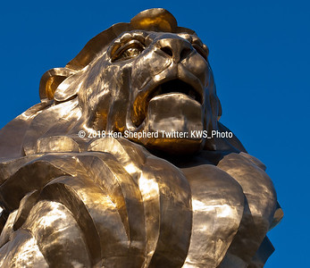 MGM Lion Vegas Strip