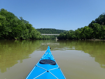 KY River Shipwrecks with Cincypaddlers