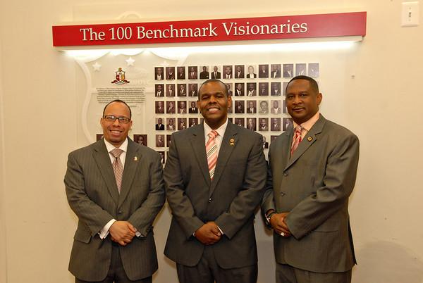 The Benchmark Visionaries' Reception