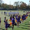 Bowling Green Purples Cheerleaders