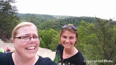 Anmarie Kappler Sharp and Tina Bonk
