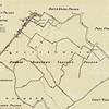 F3894<br /> Kadasterkaart van de Floris Schouten-Vrouwenpolder van 20 december 1807.<br /> De Menneweg (hier Minneweg) loopt van west naar oost dwars door de polder en was de oorspronkelijke scheiding tussen de Vrouwenpolder en de Floris Schoutenpolder vóór de samenvoeging in 1658. De watermolen ontving het polderwater van de zogenaamde 'molentogten' en waterde destijds af via een 90 m lange voorboezem in de ringsloot van de Lisserpoelpolde