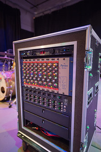 Rupert Neve Designs The Portico Series 5032 Mic Pre potable rack.