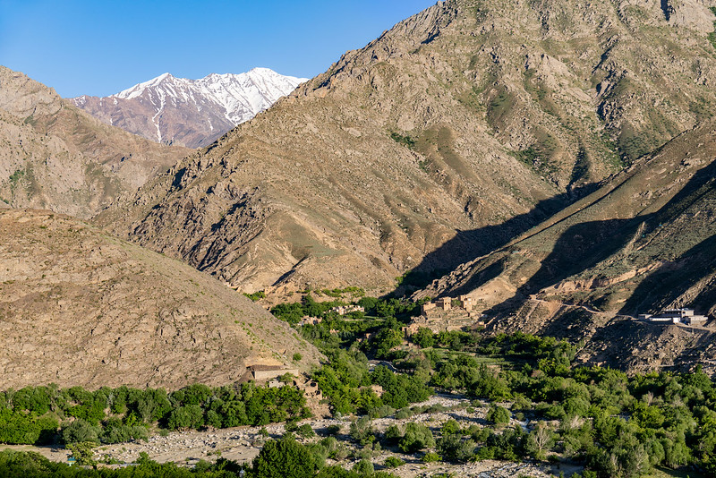 Panjshir valley, near Rukha (Khwaja).