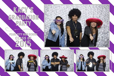 Kacy's Graduation Party (Fusion Photo Booth)