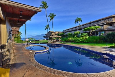 Kahana Sunset Swimming Pool