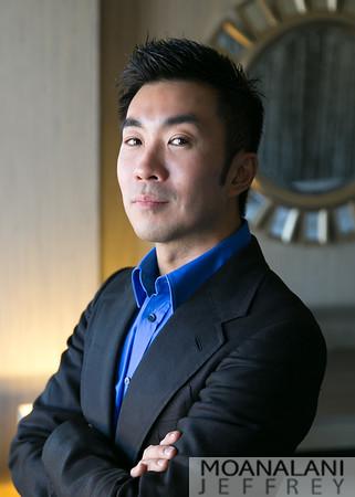 Kai Peng Tan Headshots