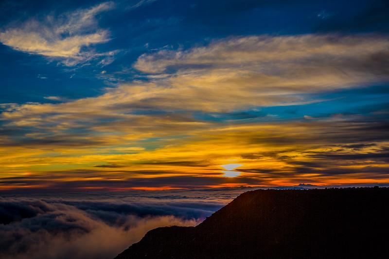 Haleakala Sunrise 2016