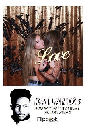 Kailand's Birthday