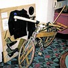 DK-69 A bicycle used by North Vietnamese to transport ammunition and other gear to South Vietnam