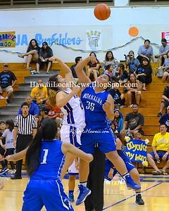 Kaiser Cougars 2016 Senior Night vs Moanalua Na Menehune