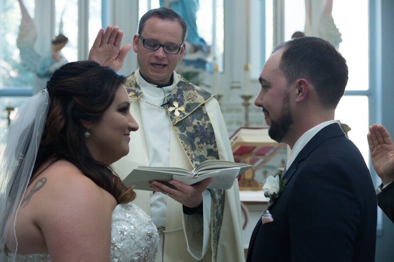 Wedding Ceremony of Kaitlyn and Alex