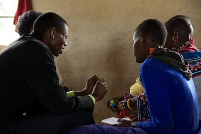 Team Healthcare, Kajiado Kenya, 2014