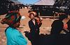 Femmes pa-o dans un marché à proximité du site antique de Kakku. Etat Shan/Birmanie (Myanmar)