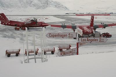Kangerlussuaq - Big Fjord - Søndre Strømfjord