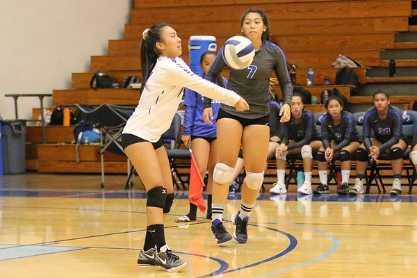 Kalaheo vs Moanuloa JV and White Volleyball