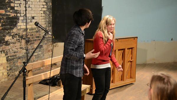 """""""Too Easy:"""" Jonathan Muroya and Abby Slater"""