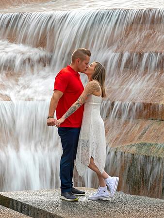 Kaleigh & Trevor Engagement