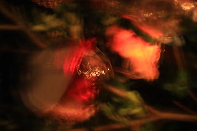 Trees-hanging type microcosm-lanterns