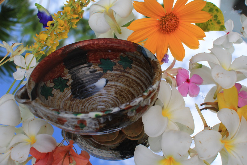 Hand-painted tableware, made in Japan - bowl
