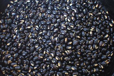 many many beans