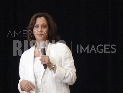 Kamala Harris Holds Town Hall In Florence, SC