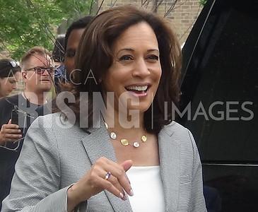 Kamala, Harris, Kamala Harris, Presidential, Sioux City, IA