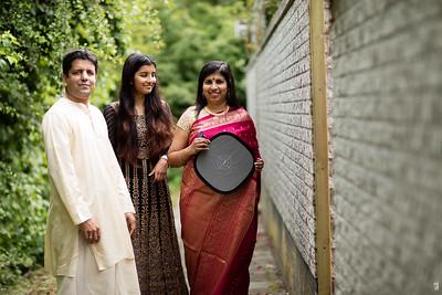 Kamath Family-1
