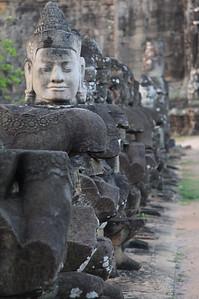 Południowa brama Angkor Thom