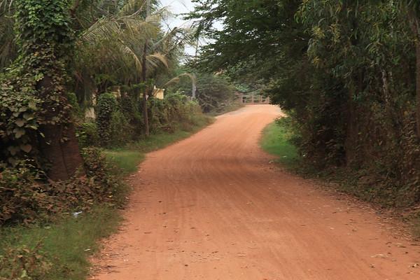 Kambodżańska droga