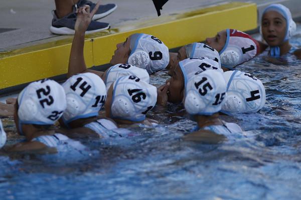 Kamehameha vs Kapolei Waterpolo HHSAA Rd 1 Championships
