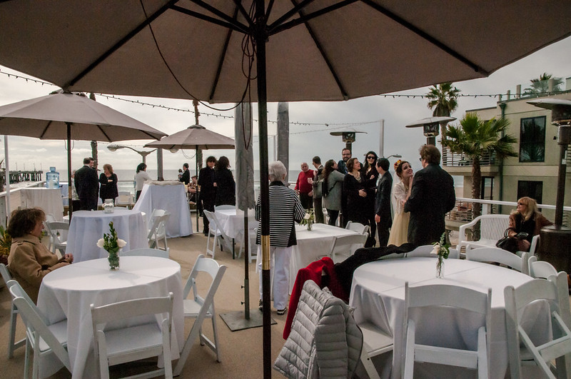 Kamille and Sean's Wedding Reception