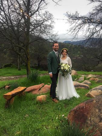 Kamille and Sean's Wedding Photos