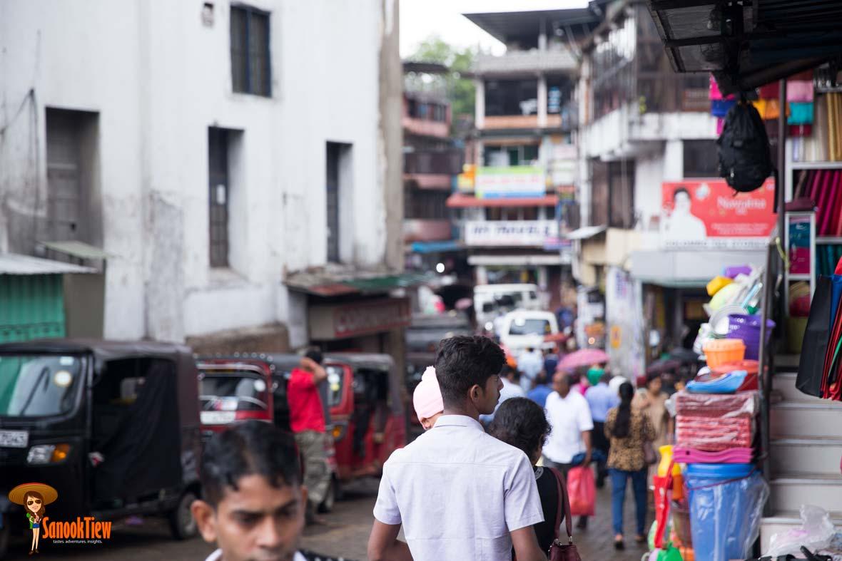 Kandy Sri Lanka เมืองแคนดี้ ศรีลังกา