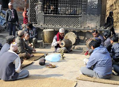 Bhaktapur and Pattan