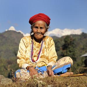 The Road to Kangchenjunga