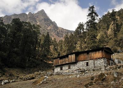 Kangchenjunga South Side