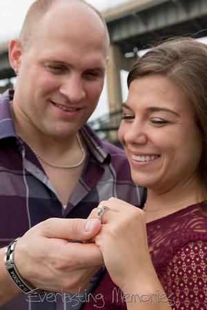 Stephanie & Derek's Engagement
