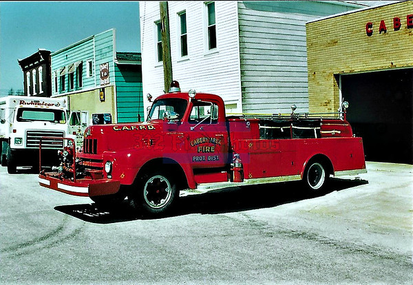 Cabrey Fire Protection District
