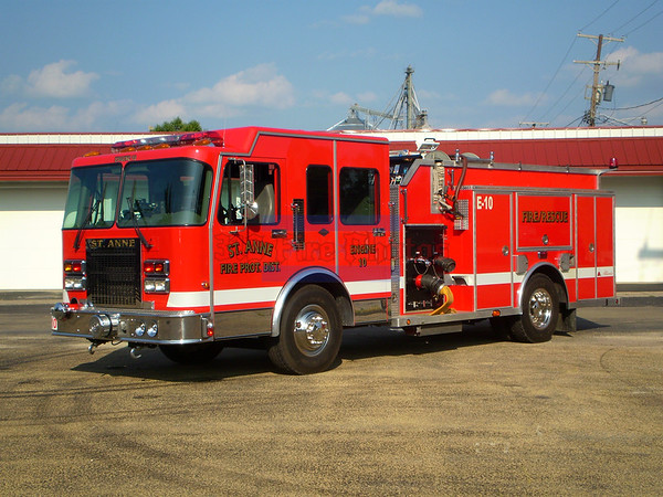 St. Anne Fire Protection District
