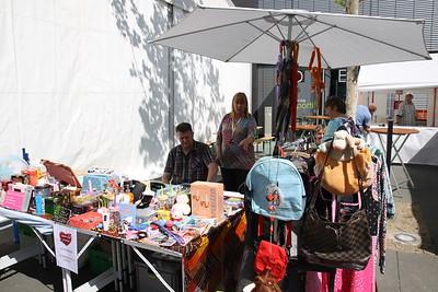 Kanner Second Hand Shop a Vide grenier - Schëtter Nëssmaart