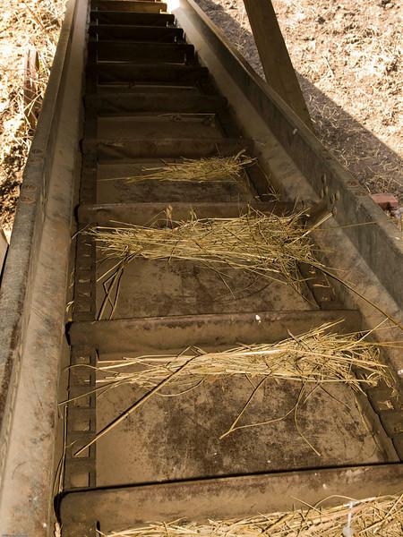 Hay escalator