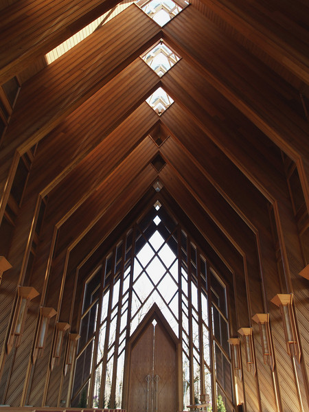 Chapel at Powell Gardens