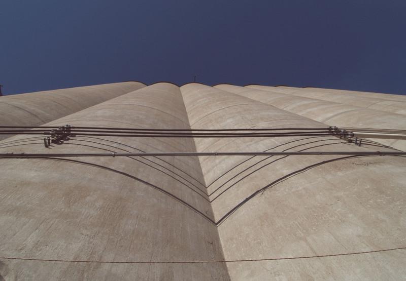 Grain Elevators in Lawrence