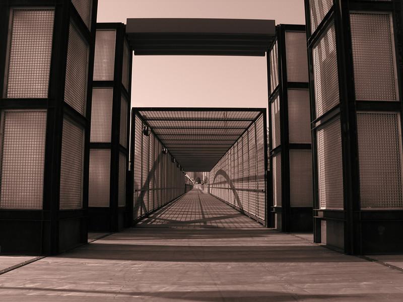 River Market Pedestrian Bridge