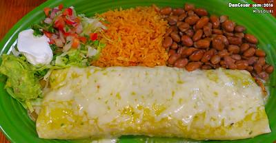 """""""Fajita Burrito"""""""