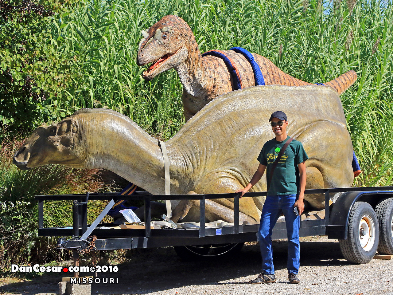Dino Hunting