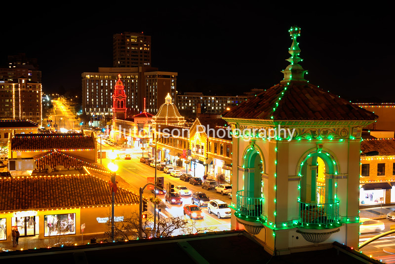 KC0072 - Christmas Along Broadway in KC